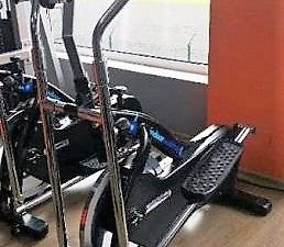 Mindre crosstrainer Indoor Walking2