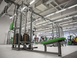 Multigym 5-stationers demoex Impulse